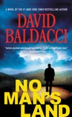 No Man's Land - David Baldacci Cover Art
