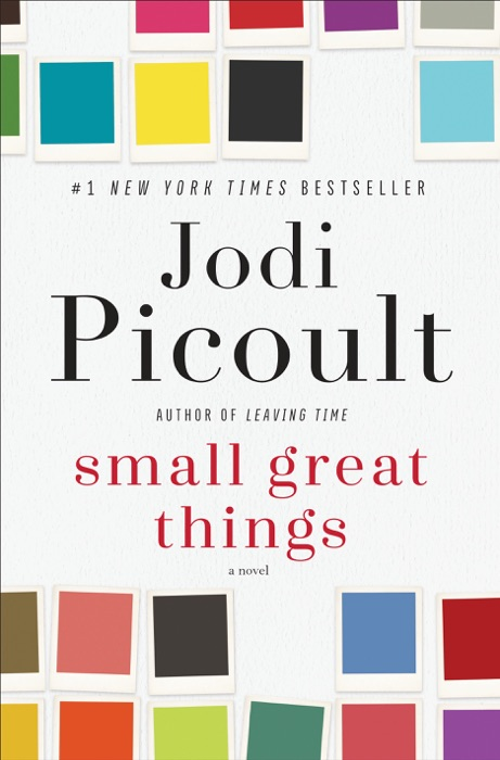 Small Great Things Jodi Picoult Book