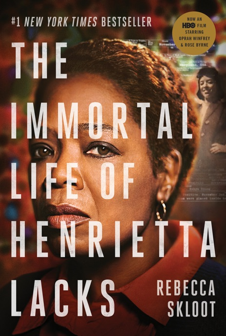 The Immortal Life of Henrietta Lacks Rebecca Skloot Book