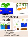 Water Ecosystems For All