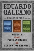 The Memory of Fire Trilogy - Eduardo Galeano Cover Art