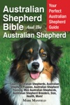 Australian Shepherd Bible And The Australian Shepherd