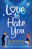 Jo Watson - Love to Hate You artwork