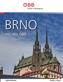 Brno mit den ÖBB