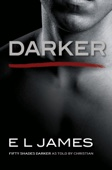 E L James - Darker artwork