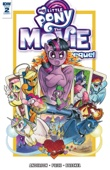 My Little Pony: The Movie Prequel #2 - Ted Anderson Cover Art