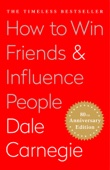 How To Win Friends & Influence People - Dale Carnegie Cover Art