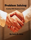 Problem Solving Dealing With Employee Issues