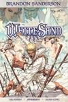 Brandon Sandersons White Sand