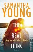 Samantha Young - The Real Thing - Länger als eine Nacht Grafik
