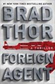 Foreign Agent - Brad Thor Cover Art