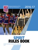 Similar eBook: 2016-17 NFHS Spirit Rules Book