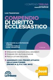 COMPENDIO DI DIRITTO ECCLESIASTICO