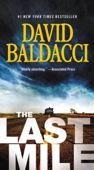 The Last Mile - David Baldacci Cover Art