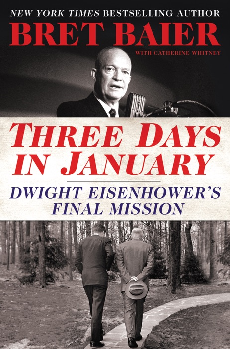 Three Days in January Bret Baier  Catherine Whitney Book