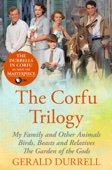 The Corfu Trilogy - Gerald Durrell Cover Art
