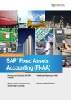 SAP Fixed Assets Accounting FI-AA