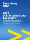 2013 US International Tax Guide