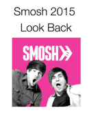 Smosh 2015 Look Back