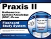 Praxis II Mathematics Content Knowledge 0061 Exam Flashcard Study System
