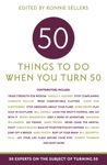 50 Things To Do When You Turn 50