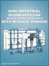 How Industrial Businesses Can Reduce Production Costs With Reverse Osmosis Industrial Reverse Osmosis