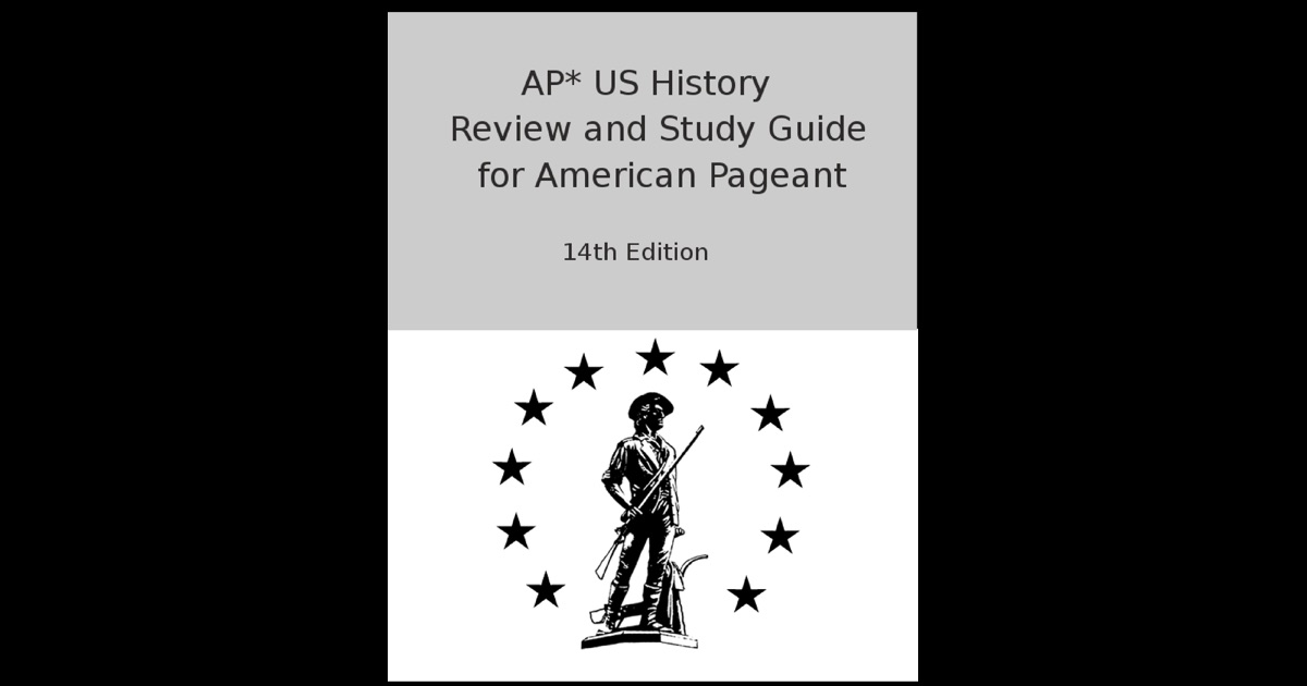 ap us study guide The next ap us history test is in may 2019 but it is never too early to jumpstart your studying begin your journey through us history with the videos, timelines, and primary sources below.