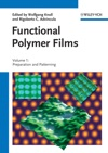 Functional Polymer Films 2 Volume Set