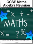 GCSE Maths - Interactive revision guide for algebra