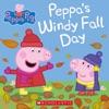 Peppas Windy Fall Day Peppa Pig