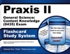 Praxis II General Science Content Knowledge 0435 Exam Flashcard Study System