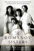 The Romanov Sisters - Helen Rappaport Cover Art