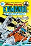 Kamandi The Last Boy On Earth 1971-1978 25