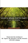Fourth Grade Poetry Party