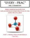 Every Prac HSC Chemistry 1