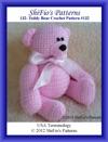 132- Teddy Bear Crochet Patterns 132
