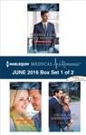 Harlequin Medical Romance June 2016 - Box Set 1 Of 2