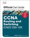 CCNA Routing And Switching ICND2 200-105 Official Cert Guide 1e