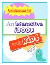 An Interactive Ibooks For Kids