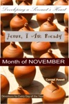 Jesus I Am Ready Developing A Servants Heart - Month Of November Devotions For Every Day Of The Year