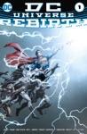 DC Universe Rebirth 2016 1