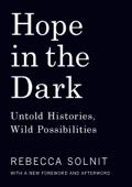 Hope in the Dark - Rebecca Solnit Cover Art