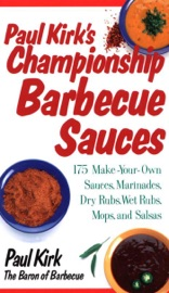 PAUL KIRKS CHAMPIONSHIP BARBECUE SAUCES