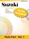Suzuki Flute School - Volume 1 Revised