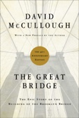 The Great Bridge - David McCullough Cover Art