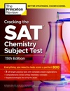 Cracking The SAT Chemistry Subject Test 15th Edition