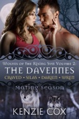 Kenzie Cox - The Davennes: Wolves of the Rising Sun artwork