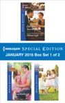 Harlequin Special Edition January 2016 - Box Set 1 Of 2