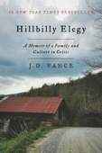 Hillbilly Elegy - J. D. Vance Cover Art