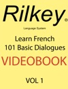 Learn French 101 Basic Dialogues VIDEOBOOK